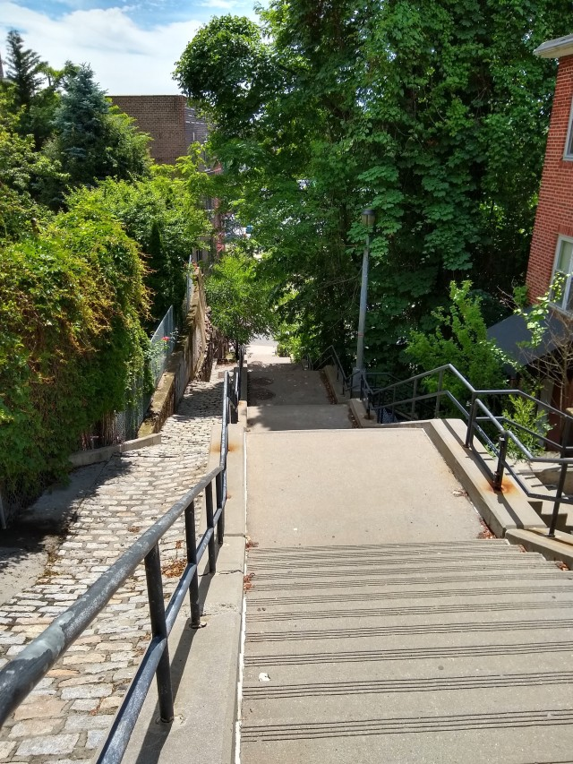 230 St Stairs, Riverdale