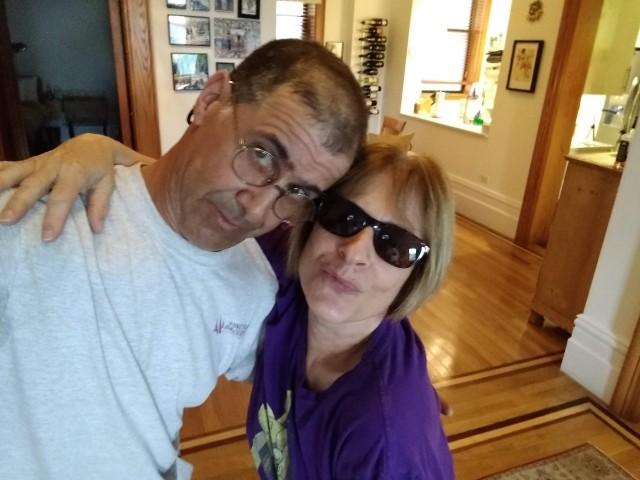 Patti & me