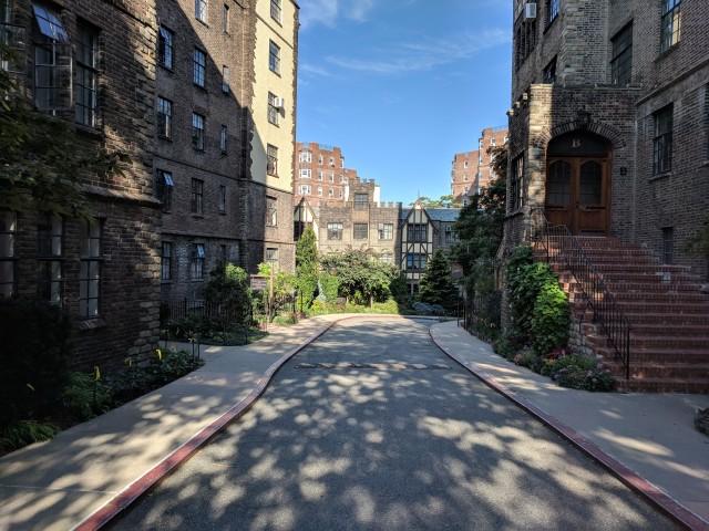 Hudson View Gardens
